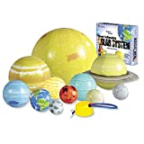 Learning Resources- Giant Inflatable System Set de Sistema Solar Inflable, Color...