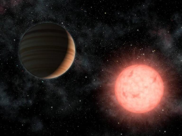 Planeta y su Estrella