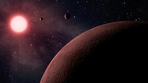 Sistema Planetario Compacto